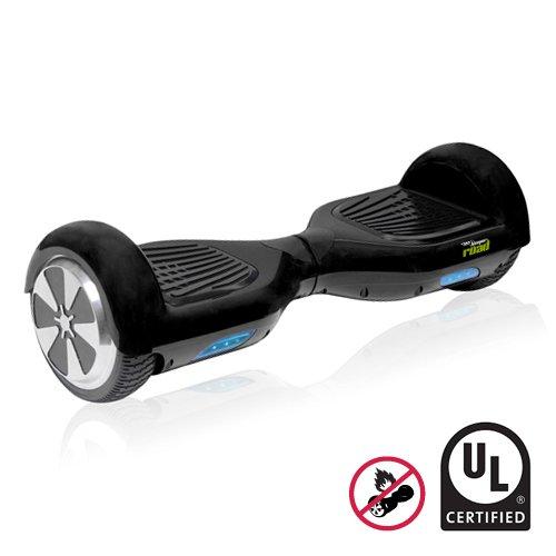 Beeper Road R4-UL Hoverboard électrique 6,5″ noir – Certifié norme UL2272