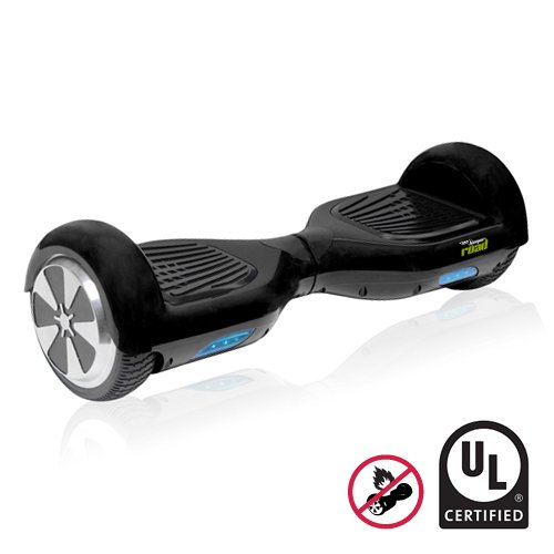 BEEPER Uni R4-UL Hoverboard, Schwarz, M