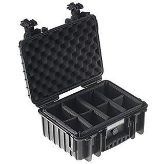 B&W outdoor.cases Typ 3000 mit variabler Facheinteilung (RPD) - Das Original