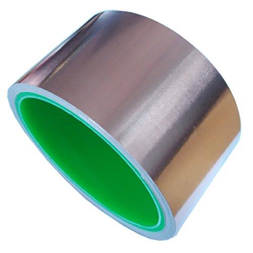Preisvergleich Produktbild MagiDeal Kupferfolie Klebeband Kupferblech Abschirmband Leitfähig EMI Abschirmung für Gitarre- 5cm * 5.5M