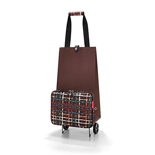 reisenthel HK7036Shopping Trolley Foldable Wool