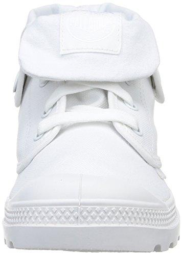 Palladium Us Oxford Lp, Damen High-Top Sneaker Weiß - Weiß (White)