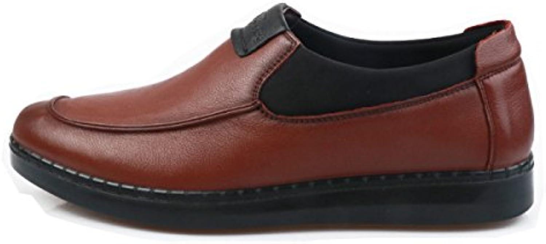 OEMPD Herrenschuhe British Vintage Casual Lederschuhe  Billig und erschwinglich Im Verkauf