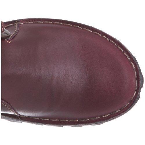 Fly London MES Damen Langschaft Stiefel Violett (Purple 072)