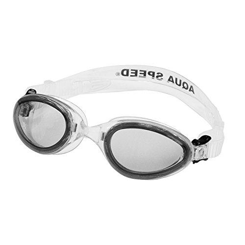 Aqua Speed Kinder Sonic Youth Swim Goggle Einheitsgröße durchsichtig Preisvergleich