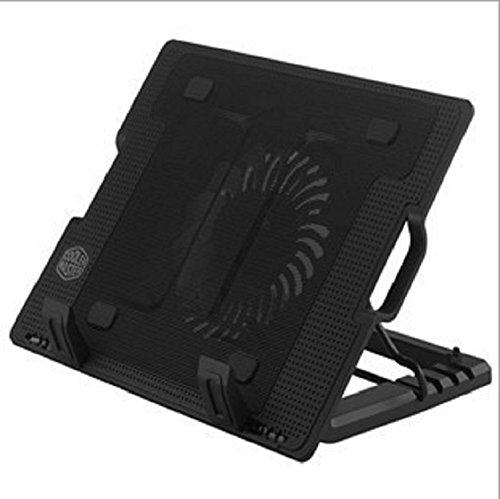 XZHXQ&KXMYT Notebook Pad Radiador Radiador/refrigeración Ventilador de Base Soporte de Ajuste del...