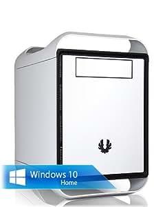 Ankermann-PC AuronCUBE, Intel Core i3-6300, ASUS GeForce GTX 750 Ti 2048 MB, 8GB DDR4 PC-2133, 1000 GB Disque Dur, Microsoft Windows 10 Home 64Bit (France), EAN 4260370253192