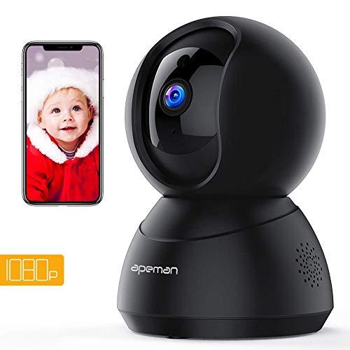 Apeman FHD 1080P Cámaras de Vigilancia WiFi