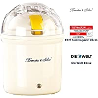 Rosenstein & Söhne Joghurtbereiter: Joghurt-Maker für 1 Liter frischen Joghurt (Joghurtzubereiter)
