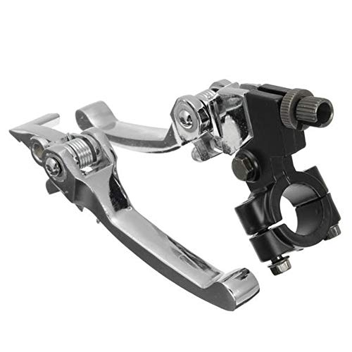 Qiuli Kupplung Bremshebel 22mm Überzug Bremskupplung Lenker for TTR KLX CRF Motocross Motorrad ATV Motorräder Teile