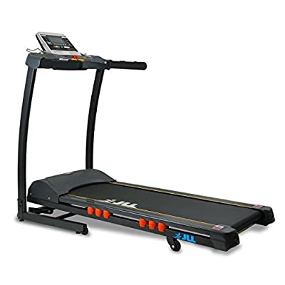JLL® S300 digital treadmill, Two man delivery included, 20 Auto incline, digital motor control technology with 4.5HP motor and 16 km/h max speed with 5 years guarantee, 2016 new generation Digital Motorised Treadmill with CE certification, High power spe