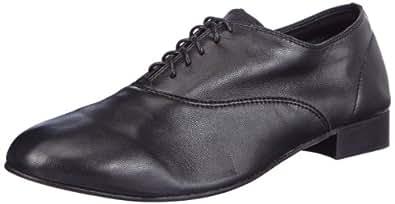 Bloch  ASTAIRE, Chaussures de ville à lacets pour femme Noir Schwarz (BLK) 40.5