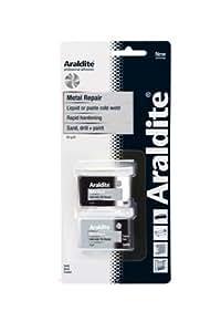 Araldite Rapid Adhésif Instantané Colle pour métal/inoxydable réparation 81Grammes