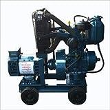 DZJ 1 KVA Portable Diesel Iron Generator Set