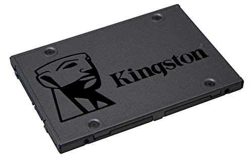 Kingston SSD A400 120GB Solid-State-Drive (2.5 Zoll , SATA 3)