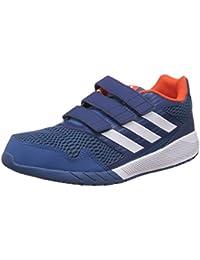 adidas AltaRun CF K - Zapatillas de deportepara niños, Azul - (AZUBAS/FTWBLA/AZUMIS), 33