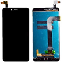 PREVOA ® 丨Xiaomi Redmi NOTE 2 - Touch Screen Digitizer + LCD Replacement Part - Complete Assembly FULLY TESTED - Negro