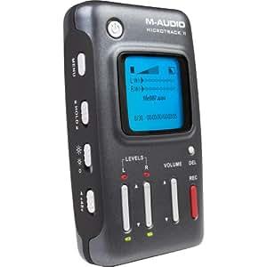 M-Audio Microtrack 2 Diktiergerät