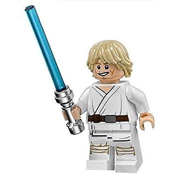 Lego Star Wars Minifigure Luke Skywalker From Set 75052 Amazonco