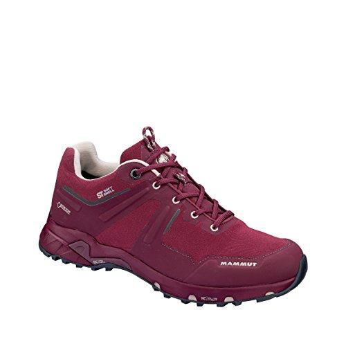 Mammut Damen Trekking- & Wander-Schuh Ultimate Pro Low GTX®, Violett (merlot-taupe), EU 42 - Womens Lo Pro Schuhe