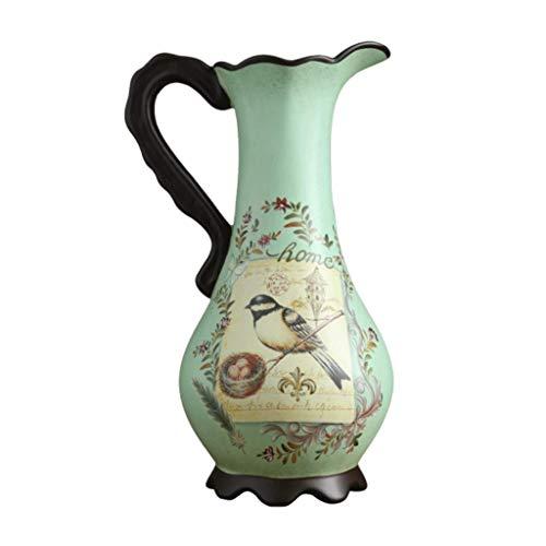 Keramik Vase Vintage, Chinesisch Schönheit Muster Vase, Ideal Dekoration Zum Zuhause Wohnzimmer Küche Tabelle Mittelstücke Hochzeit Party