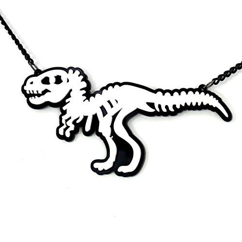 Verkauf Dinosaurier Kostüm Für - Frau Schmuck Anhänger Dinosaurier Boho Lange Kette Auffallen Halskette