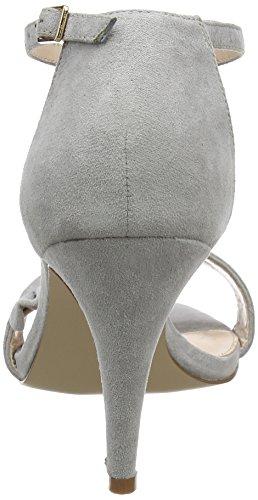 Carvela Damen Kannie Peep-Toe Grau