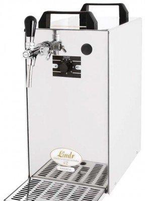 Zapfanlage K 40 Bierzapfanlage 1-leitig Bier Durchlaufkühler, Trockenkühler, 50 Liter/h