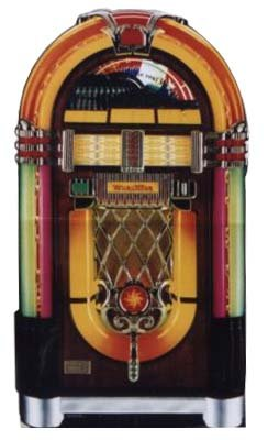 AmerTraders Jukebox-Kartonausschnitt - 1,6 m