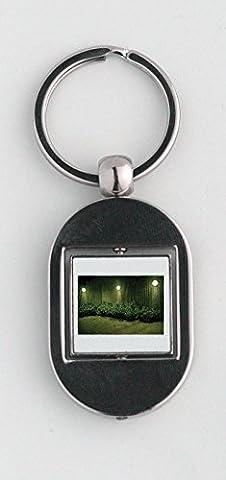 Key ring with Backyard