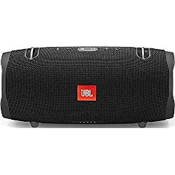JBL Xtreme 2 - Enceinte Bluetooth portable - Waterproof IPX7 - Autonomie 15 hrs & port USB - Sangle de transport incluse - Noir