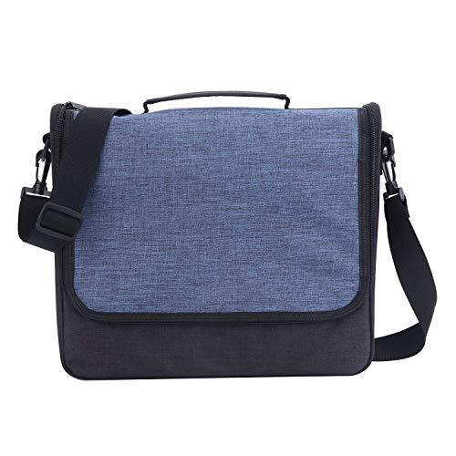 Binchil Reisetasche Portable Protective Messenger Bag Schultertasche mit mehreren Taschen fuer Switch - Marke Messenger