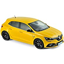 Norev Renault-Megane IV RS-2017 Coche de ferrocarril de Collection, 185226,