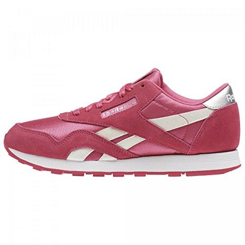 Reebok CL Nylon – Chaussures de sport, fille