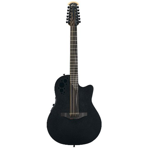 Ovation 2058TX-5 Elite 12-Saiter Westerngitarre