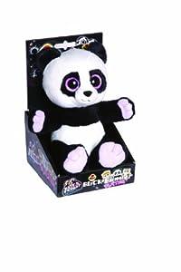 Blickfänger 14160 - Panda de Peluche (20cm, Ojos Brillantes, con Caja)