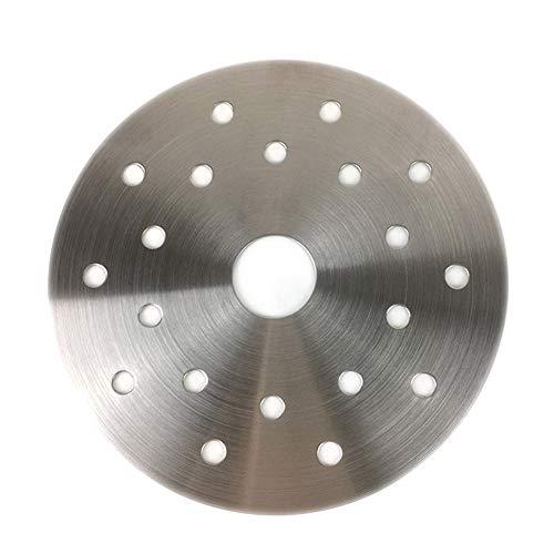 Difusor calor, adaptador placa inducción acero inoxidable