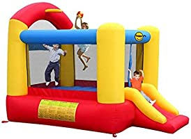 Happy Hop Inflatable Bouncer, Ages 3 Years and Above - 9304N