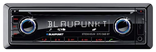 "Blaupunkt 2001017123462""Stockholm 370 DAB BT Auto-Radio schwarz"