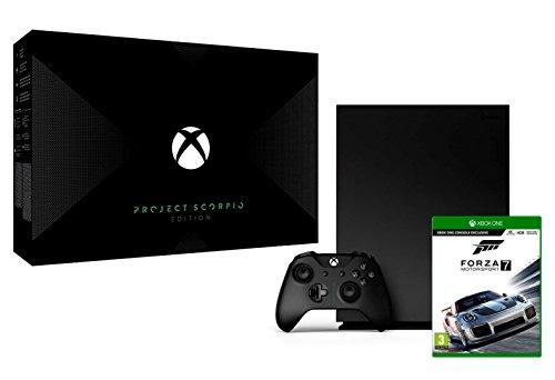 XBOX ONE X Scorpio 1TB - Project Scorpio + Forza 7