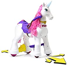 Idea Regalo - FEBER My Loved Unicorn, Colore Bianco/Viola/Rosa, 800011603