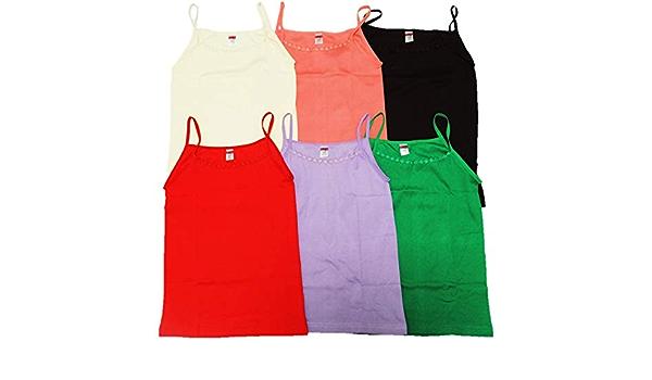 VanessasShop 6er Pack 100/% Baumwolle Jungen Unterhemden in den Gr/ö/ßen 164-188
