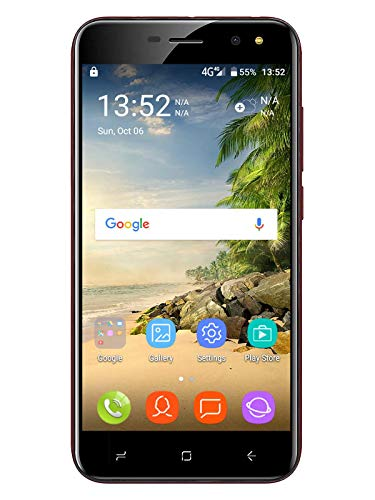 Xifo Tashan TS971 4G Volte (Jio sim Supported) 5 Inch Display 4G Smartphone (2GB RAM, 16GB Storage) in Red Colour