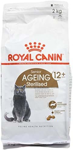 Royal Canin : Croquettes Fhn Stérilisé : + 12 Ans, 2 Kg
