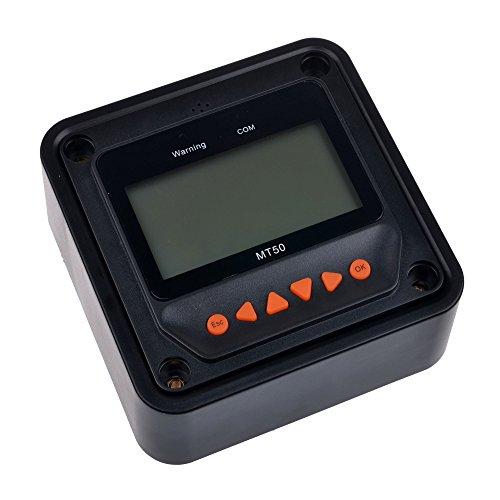 SolarEpic - Regolatore di carica solare, MT-50, remoto, display LCD, per Tracer/BN Tracer, Serie A MPPT