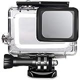 TANSUO Waterproof Housing For GoPro Hero(2018) Hero6 Hero5 Black Action Camera, Underwater Dive Case Shell With Bracket Accessories