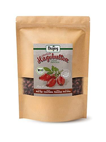 biojoy bacche di rosa canina bio intero | rosa canina secca | frutti interi di rosa canina | naturali | aromatici e ricchi di vitamine | contenenti acidi grassi utili | rosa canina (1 kg)