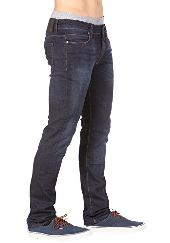Reell Skin Stretch Jeans Blue Flow