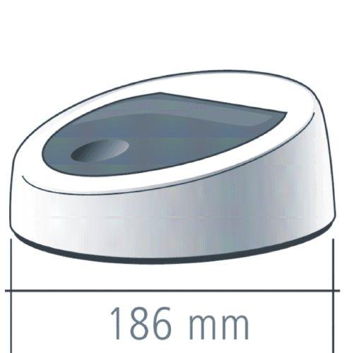 Matt Steel Touch Bin (Brabantia Ersatzdeckel für Touch Bin 3 Liter Matt Steel 383724. Nur bei Brabantiapartner!)