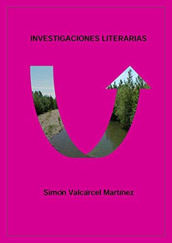Investigaciones literarias